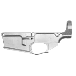 .308 Billet 80% Lower Receiver-RAW (Made in USA)