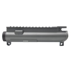 AR-15 Stripped Upper Receiver SNIPER GREY (CERAKOTE COATING) - Made in U.S.A