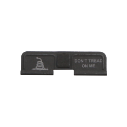 AR-15 Ejection Port Cover Assembly - Don't Tread On Me
