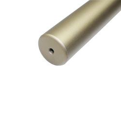 9''Dark Earth/Tan Pistol Buffer Tube - SB-15/SBX Brace Compatible