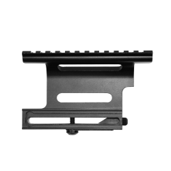 AK Quick Release Side Mount with See-thru Rail