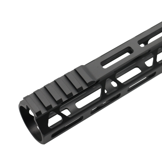 NEW AR-15 M-LOK Design Rail System -V2 - 12""