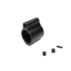 AR- .750 Aluminum Gas Block -MADE IN USA