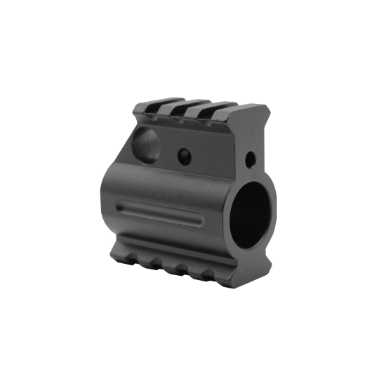 AR Aluminum Picatinny Rail Gas Block
