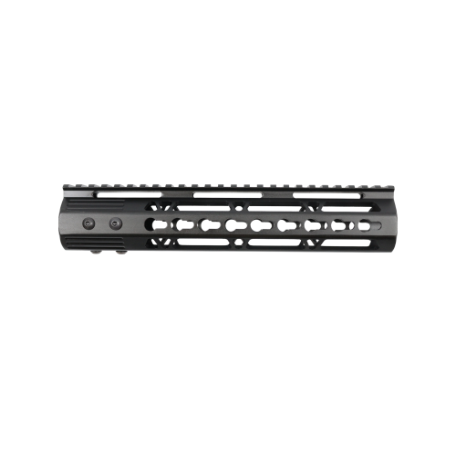 AR-15 10 Inch Ultra Slim Keymod Handguard W/ Steel Barrel Nut