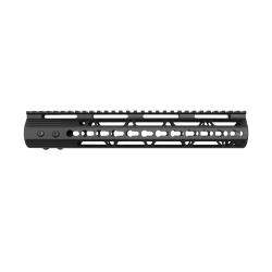 AR-15 12 Inch Ultra Slim Keymod Handguards W/ Steel Barrel Nut