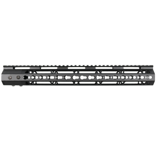 "AR-15 15"" Ultra Slim Keymod Handguard W/ Steel Barrel Nut"