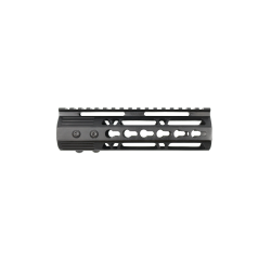 AR-15 7 Inch Ultra Slim Keymod Handguards W/ Steel Barrel Nut