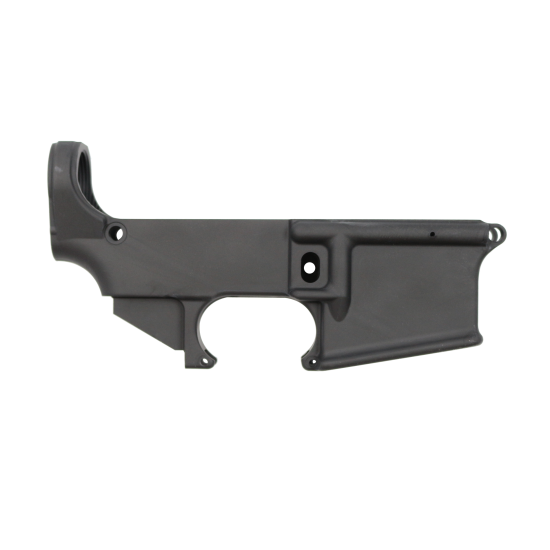 AR-15 80% Lower Receiver Black Anodized