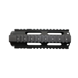 AR-15 Free Float Quad Rail Handguard Carbine Length 7''