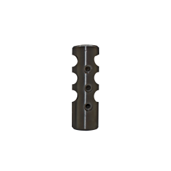 AR-15 Competition Cylinder Muzzle Brake | Nitride Finish