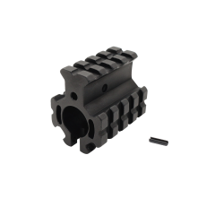 AR Quad Rail Gas Block