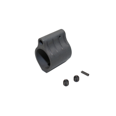 Low-Profile Micro Steel AR Gas Block .750 -Black Phosphate finish