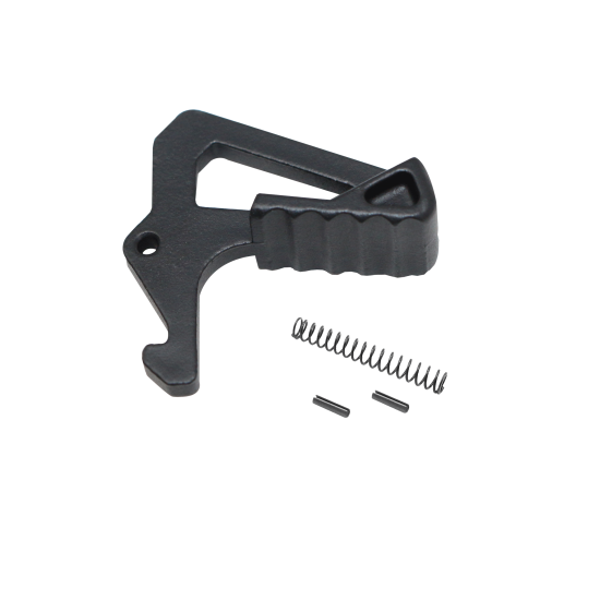 Oversize Squared Charging Handle Latch 07-BLACK