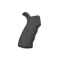 Pistol Grip AR-15 Right Hand Overmolded Rubber Black