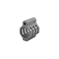 AR Skeletonized Low Profile Gas Block RAW | USA MADE