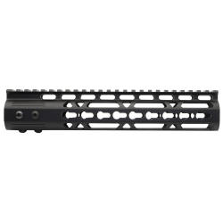 AR-15 Light Weight Keymod Hand Guard 10''
