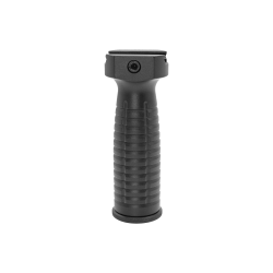 Aluminum Vertical Foregrip with Storage Compartment