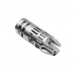 AR-15 .223 Stainless Steel Muzzle Brake
