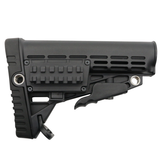 AR-15 Polymer Stock W/ Compartment
